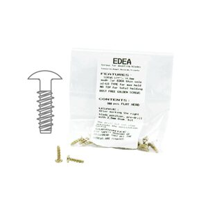 Edea ROUND HEAD SCREWS 100kpl